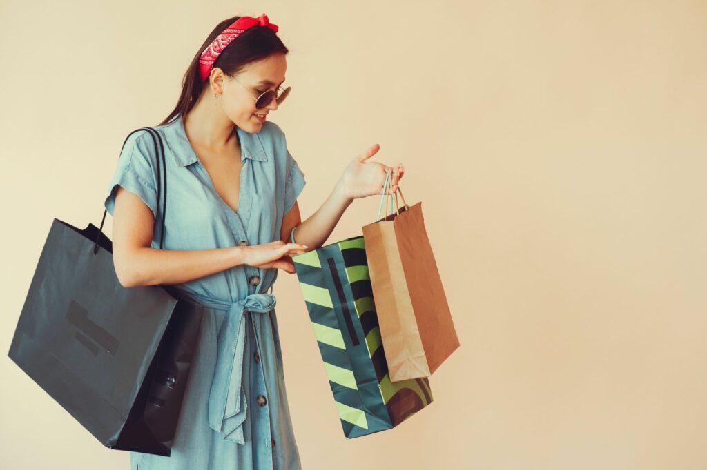 empréstimo online para comprar roupas e melhorar a imagem pessoal