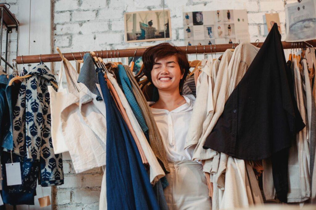 crédito fácil para comprar roupas